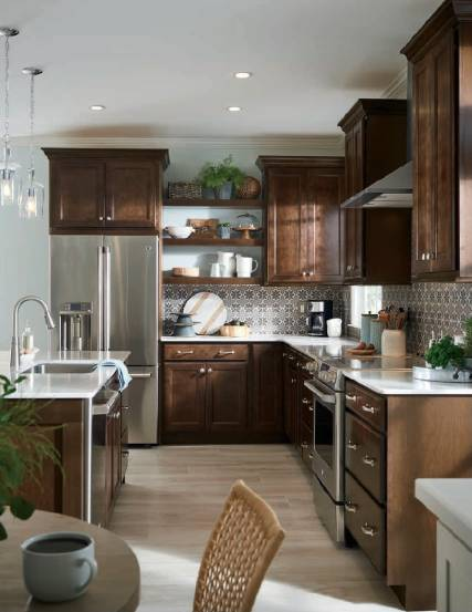 Aristokraft Elegant Kitchen Bath